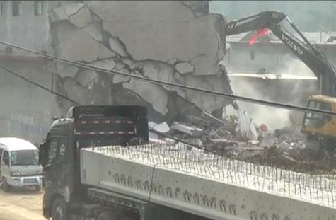 临沂市兰陵县南徐庄村 村民徐玉海房屋被强拆